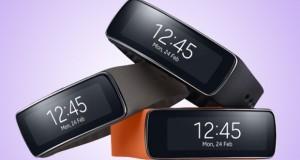 Samsung predstavil inteligentný náramok Gear Fit