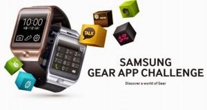 Súťaž Samsung Gear App Challenge odštartovala!