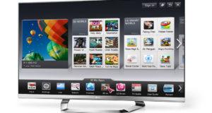 LG predstavuje platby pre svoje inteligentné televízory