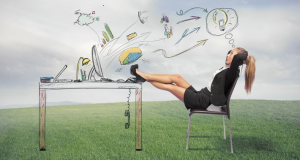 7 dôkazov, že aj z domu môžete pracovať vo veľkom štýle