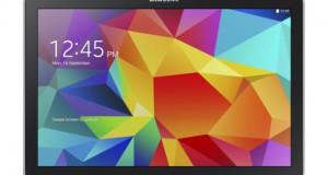 Samsung spustil oficiálny predaj tabletov Samsung GALAXY Tab4