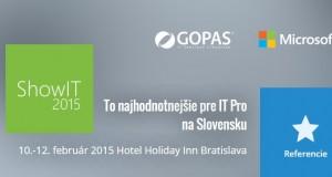 Najväčšia odborná IT konferencia ShowIT prichádza opäť do Bratislavy