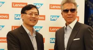 SAP a Lenovo plánujú priniesť pokrokové riešenia do novej digitálnej ekonomiky