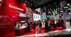 Lenovo dosiahlo ziskový druhý štvrťrok finančného roka 2016/17