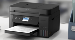 Epson prichádza snovou generáciou tlačiarní bez  kazetových náplní
