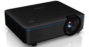 Laserové projektory BenQ kombinují flexibilní efektivní instalaci a stálý výkon