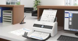 Predstavujeme dva kompaktné skenery dokumentov
